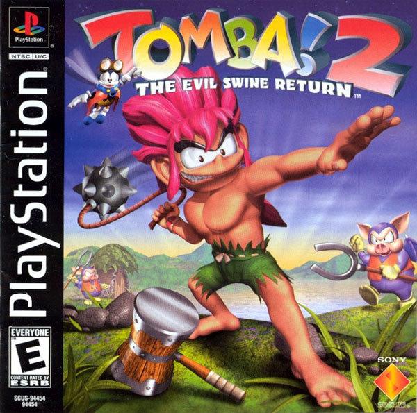 Tomba 2: The Evil Swine Return