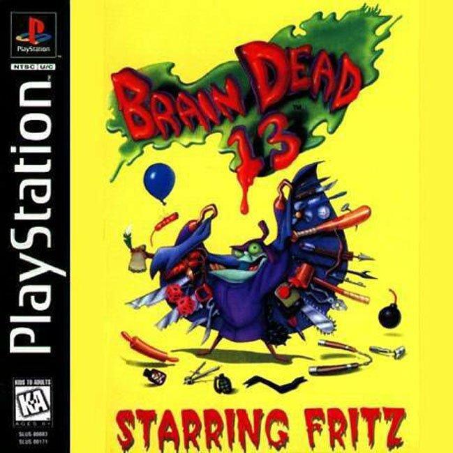 Brain Dead 13