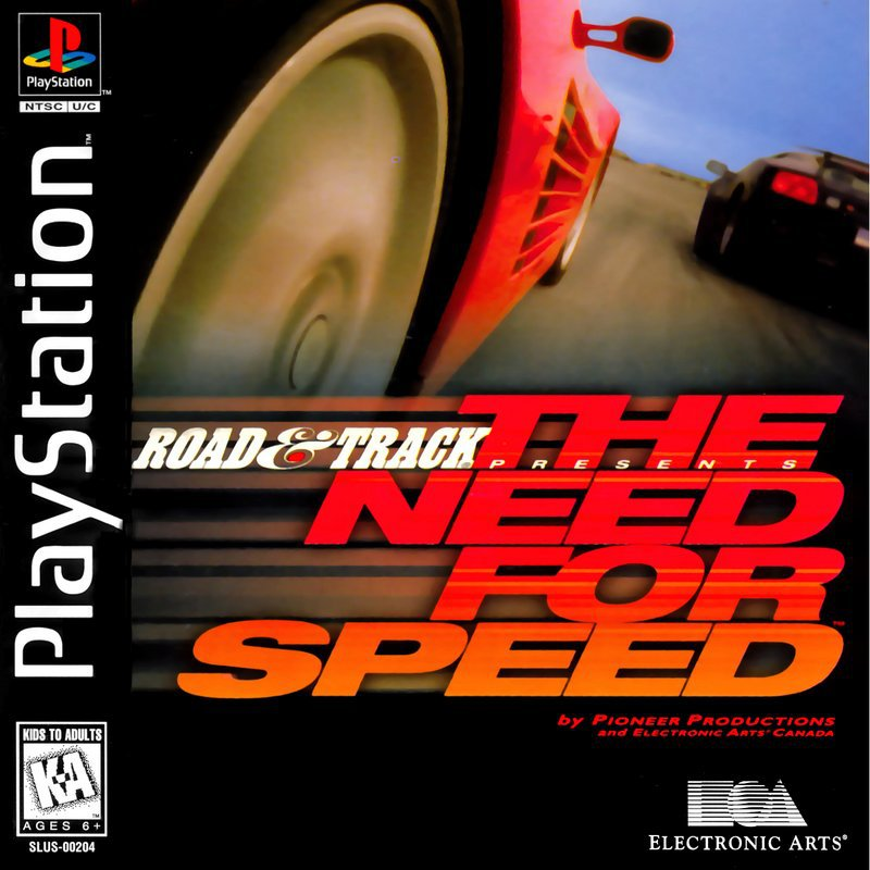 Need for Speed: Road & Track