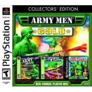 Army Men Gold