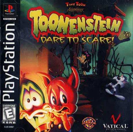 Toonenstein Dare to Scare