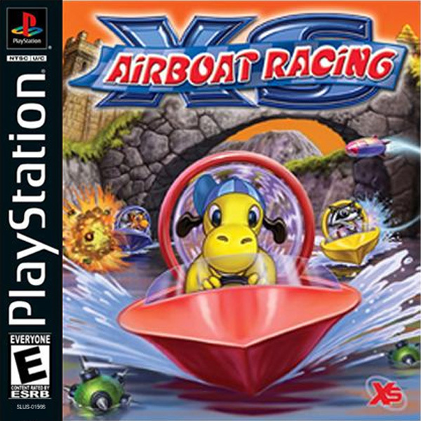 XS Airboat Racing
