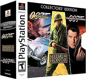 007 Racing & Medal of Honor