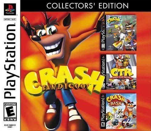Crash Collectors Edition