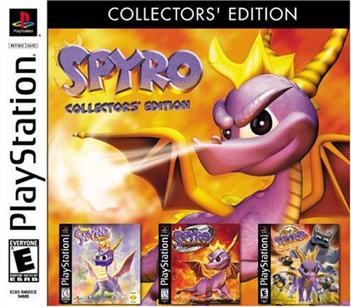 Spyro Collectors Edition