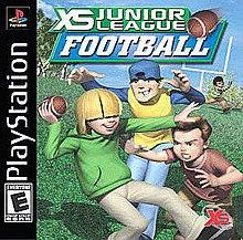 XS Junior League Football
