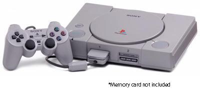 Regular PS1 Console Bundle