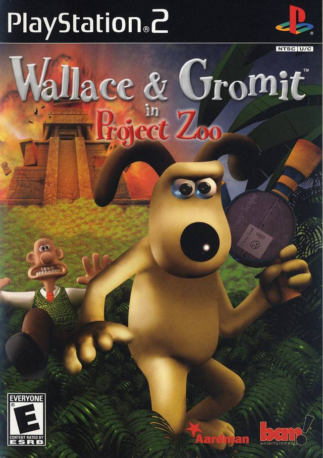 Wallace & Gromit: Project Zoo
