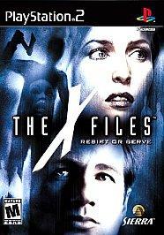 X Files: Resist or Serve