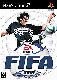 FIFA Soccer 2001 01