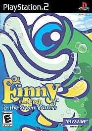 Finny The Fish
