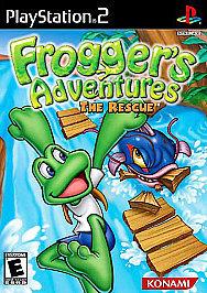 Froggers Adventure: The Rescue