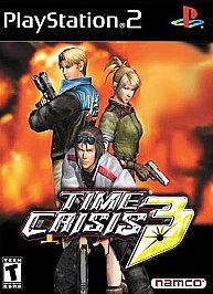 Time Crisis III 3
