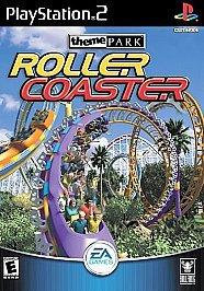 Theme Park Rollercoaster