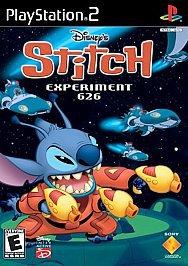 Disneys Stitch Experiment 626