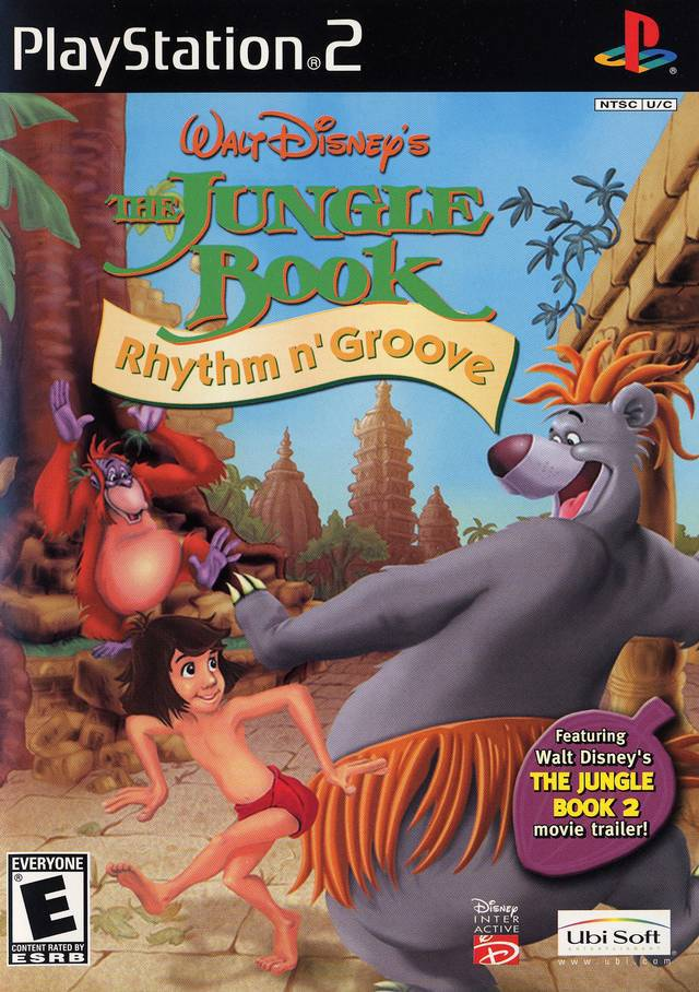 Jungle Book: Rythm N Groove