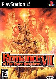 Romance Three Kingdoms VII 7