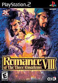 Romance Three Kingdoms VIII 8