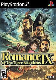Romance Three Kingdoms IX 9