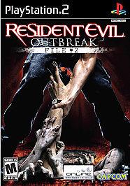 Resident Evil: Outbreak 2