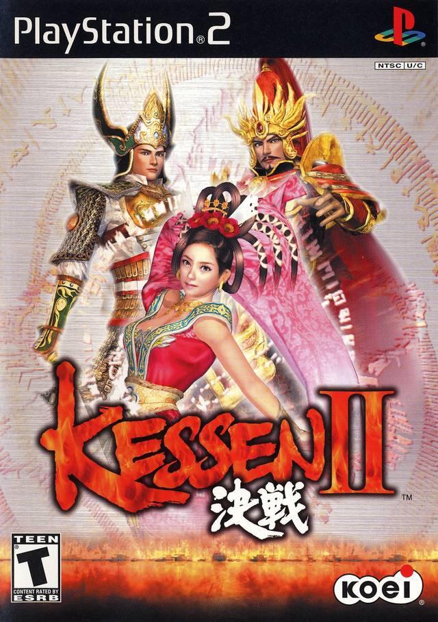 Kessen II 2