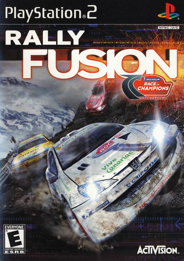 Rally Fusion: Race of Champion