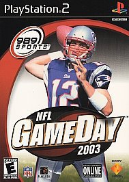 NFL Gameday 2003