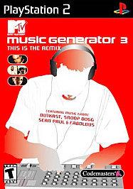 MTV Music Generator 3: Remix