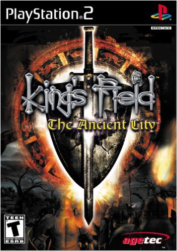 Kings Field: The Ancient City