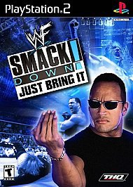 WWF SmackDown: Just Bring It