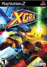 XGRA: Extreme G