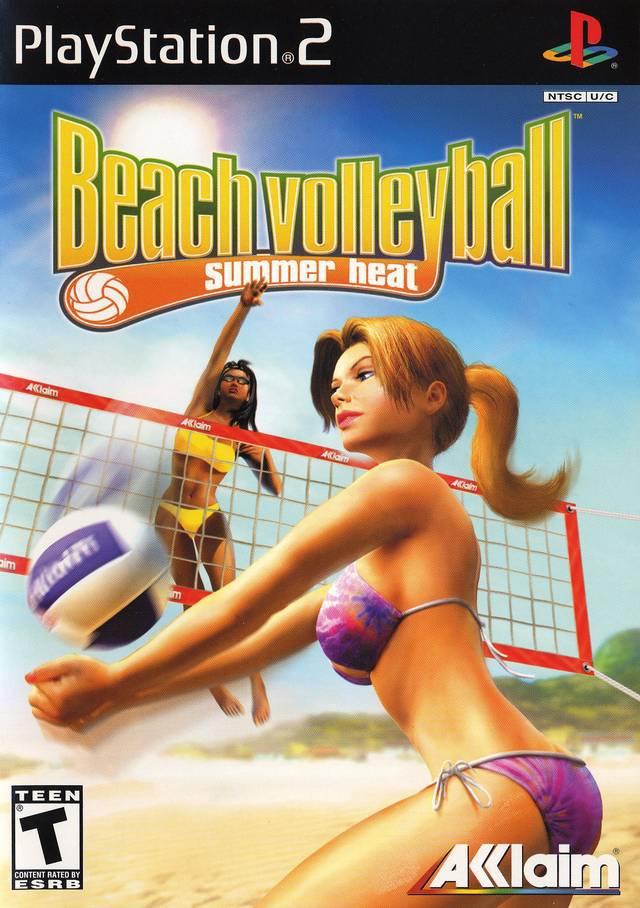 Summer Heat Beach Volleyball