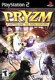 Pryzm: The Dark Unicorn