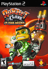 Ratchet & Clank: Up Your