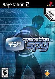 Eye Toy: Operation Spy