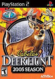 Cabelas Deer Hunt 2005 Season