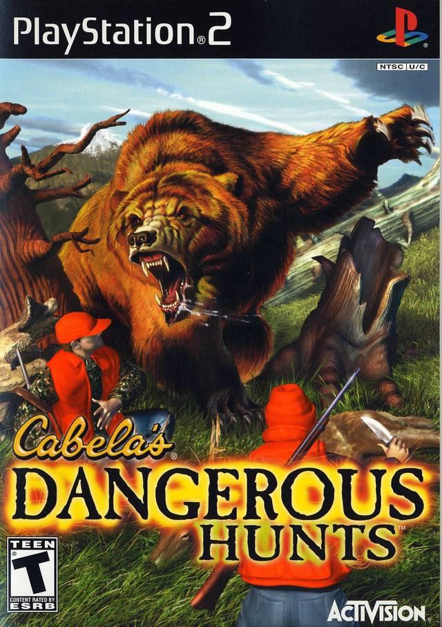 Cabelas Dangerous Hunts