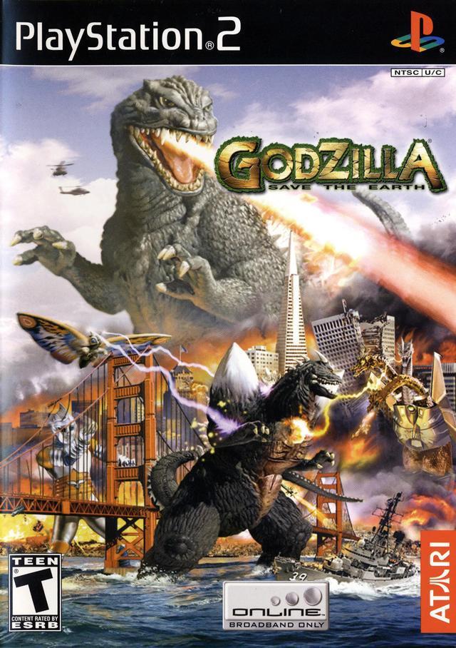 Godzilla: Save the Earth