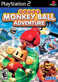 Super Monkey Ball Adventures