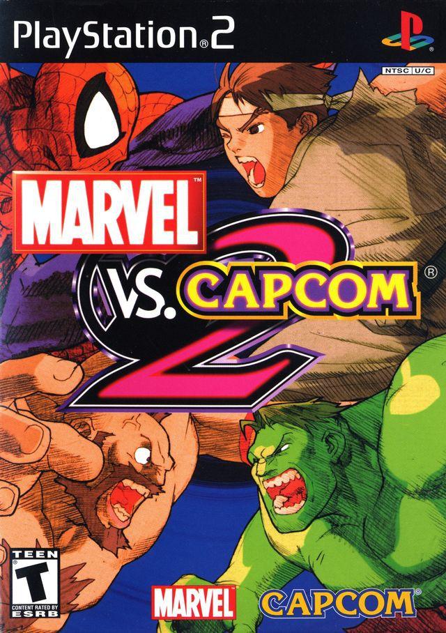 Marvel vs Capcom 2