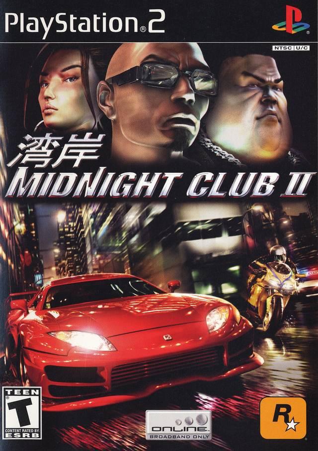 Midnight Club II 2