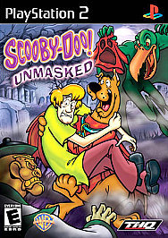 Scooby Doo: Unmasked