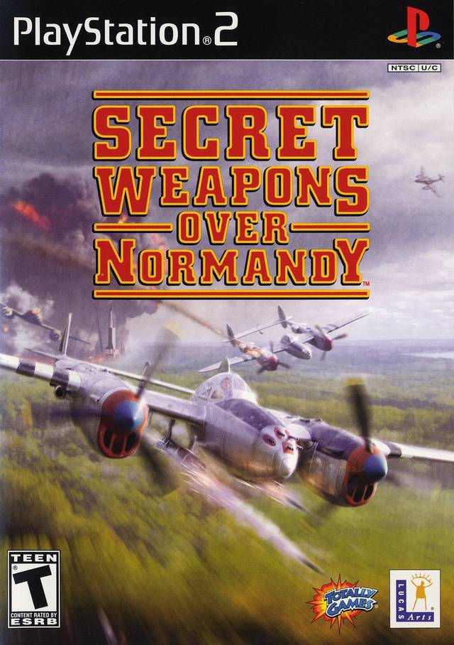 Secret Weapons Over Normandy