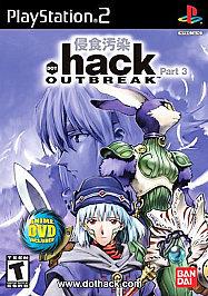 Dot Hack Part 3: Outbreak