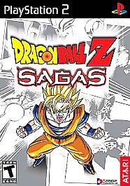 Dragonball Z: Sagas