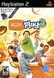 Eye Toy: Play 2