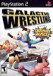 Galactic Wrestling