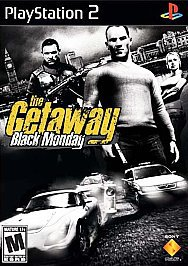 Getaway, The: Black Monday