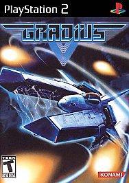 Gradius V 5