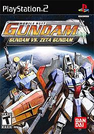 Gundam Vs Zeta Gundam
